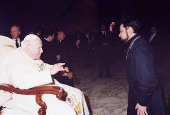 Аудиенция у Папы